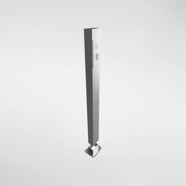 73907/73905 Allgood Secure Sub-Floor Fixing Plate Rectangular Pedestal