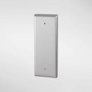 71930 Allgood Secure Narrow-Style Plain Push Pad