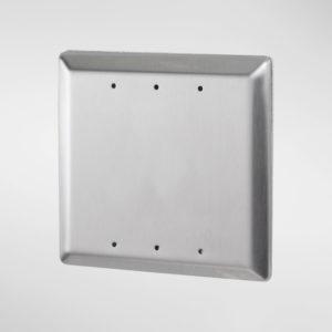 71950 Allgood Secure Square Plain Push Pad