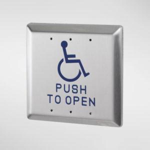71951 Allgood Secure Square Push Pad