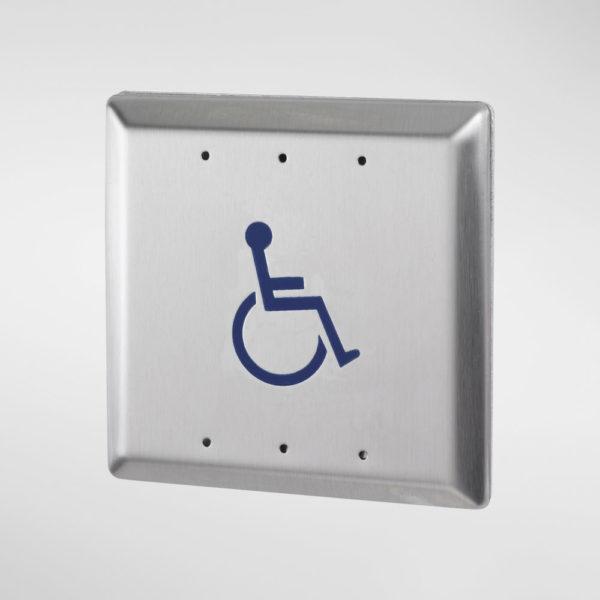 71952 Allgood Secure Square Push Pad