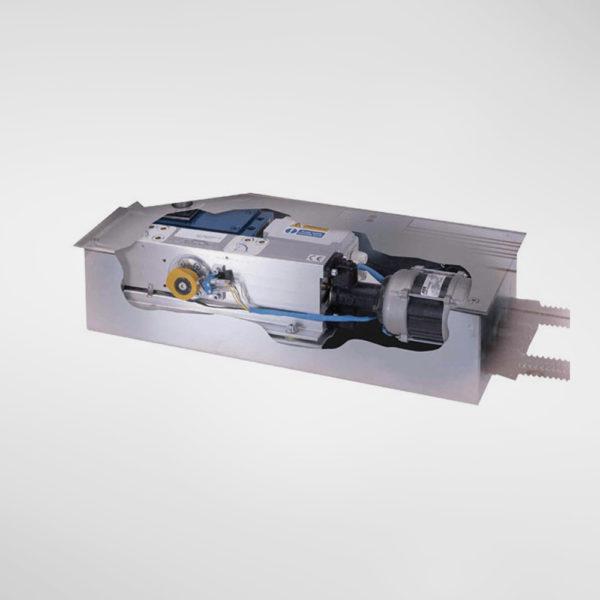 Allgood Secure Floor Mounted Double Automatic Door Operator