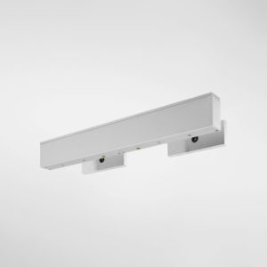 75545N Allgood Secure Direct Pull Double Electromagnetic Lock & Armature