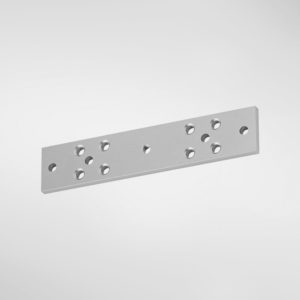75575NA Allgood Secure Surface Armature Mounting Plate
