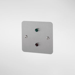 79329 Allgood Secure Square Indicator Plate