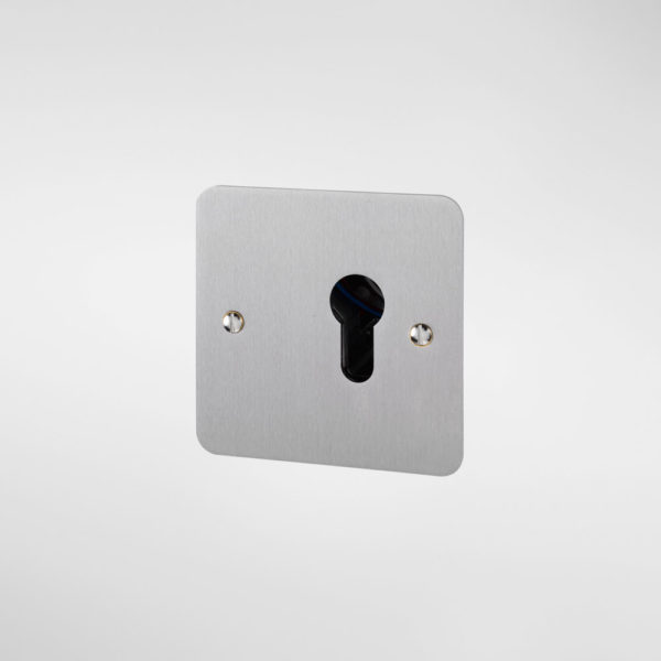 79740 Allgood Secure Momentary Contact Key Switch Plate