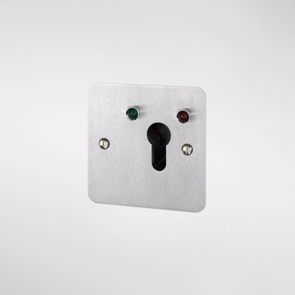 79742 Allgood Secure Momentary Contact Key Switch Plate