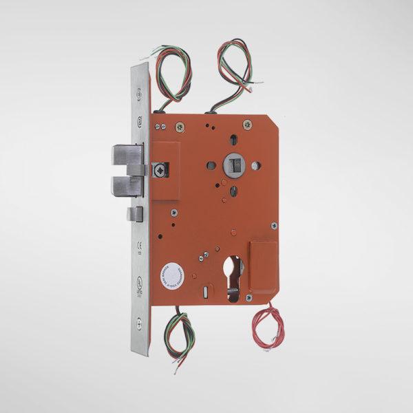 9946P5 Allgood Secure 99 Series Vertical Euro Profile Solenoid Redlock