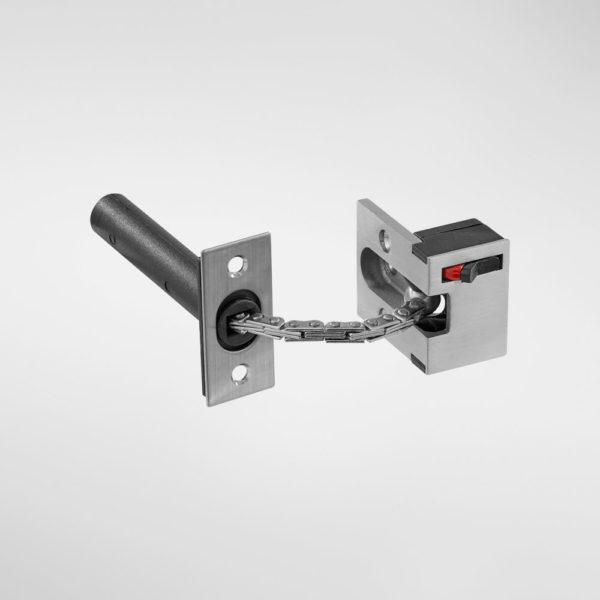 2820 Allgood Hardware Retractable Door Chain