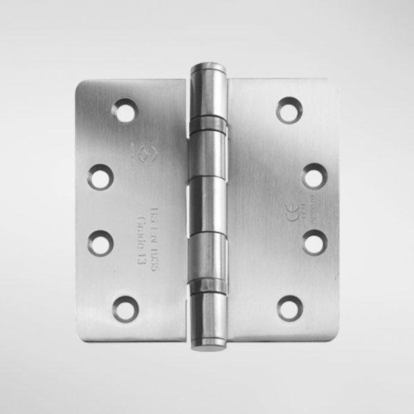 97502R Allgood Hardware Radius Corner Butt Hinge