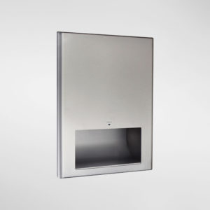 2470 Modric Recessed Hand Dryer Panel