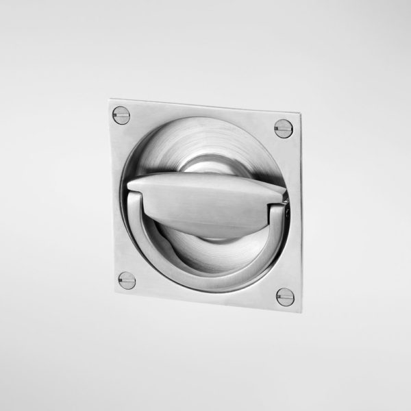 6245N Modric Flush Ring Handle