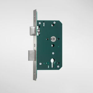 7279 Allgood Hardware 72 Series Euro Profile Cylinder Mortice Lock
