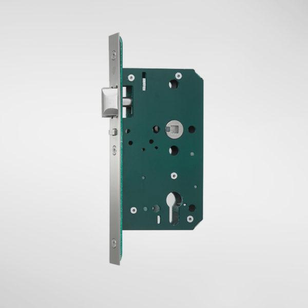 7281 72 Allgood Hardware Series Euro Profile Cylinder Mortice Nightlatch