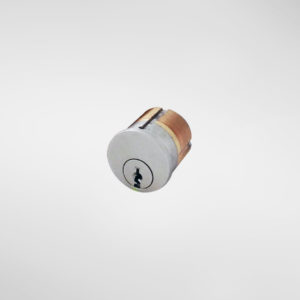 7402NA Allgood Hardware Round Threaded Cylinder