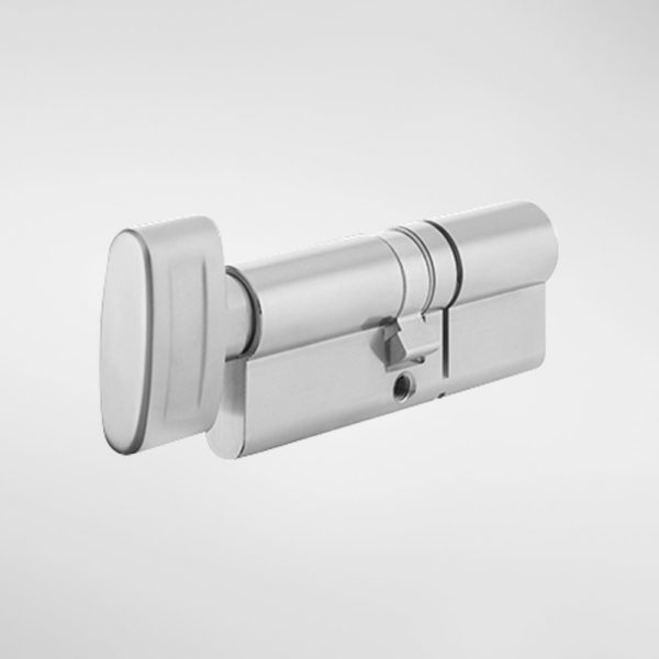 7421N Allgood Hardware Euro Profile Cylinder with Thumbturn