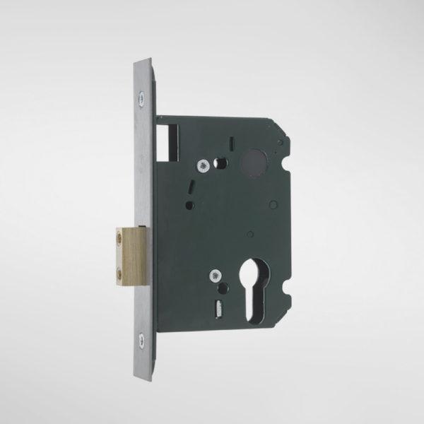 7586EU Allgood Secure 75 Series Vertical Euro Profile Mortice Deadlock