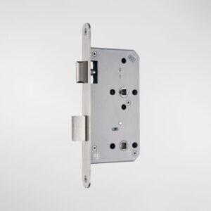 7608FN60 Allgood Hardware 76 Series Bathroom Lock