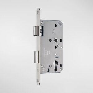 7679FN60 Allgood Hardware 76 Series Euro Cylinder Mortice Lock
