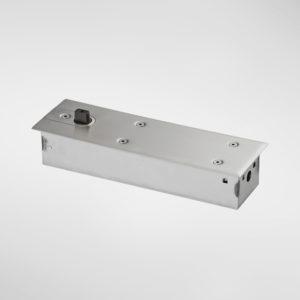 9431 Allgood Hardware Electromagnetic Hold Open Floor Spring Mechanism