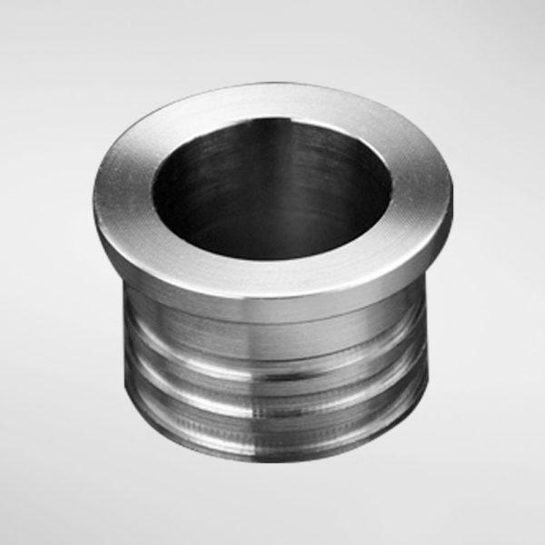 98580 AliteCircular Escutcheon For Panel Locks