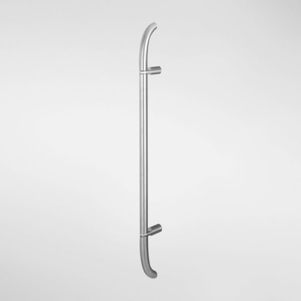 1668 Sembla Pull Handle With Crescent Tips