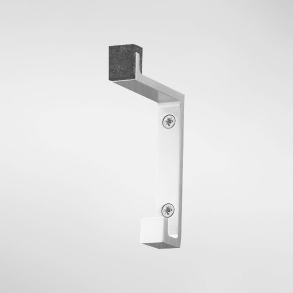 6551 Modric Buffered Hat and Coat Hook