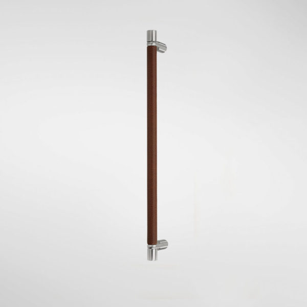 1628UF Sembla Pull Handle With Ultrafabrics Grip And Drum Tips - Brown