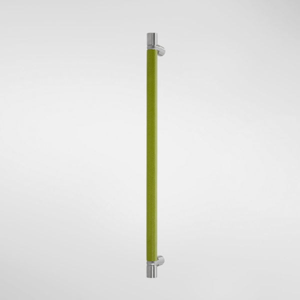 1628UF Sembla Pull Handle With Ultrafabrics Grip And Drum Tips - Green