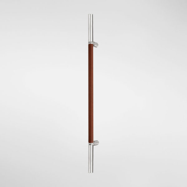 1638UF Sembla Pull Handle With Ultrafabrics Grip And Straight Tips