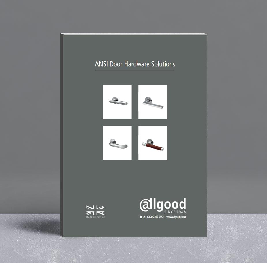 ANSI Door Hardware Brochure