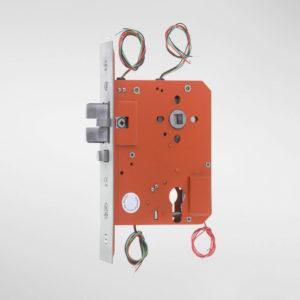 9943P5 Allgood Secure 99 Series Vertical Euro Profile Solenoid Redlock