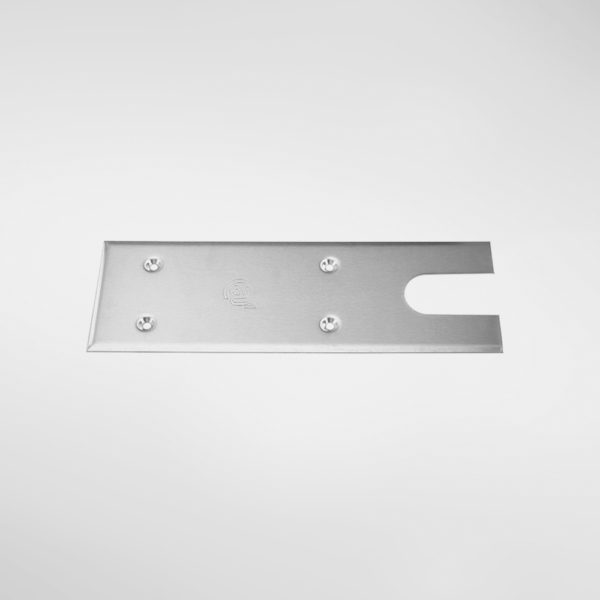 9231C Allgood Hardware Floor Spring Cover Plate