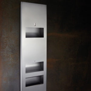Recessed Washroom Panels