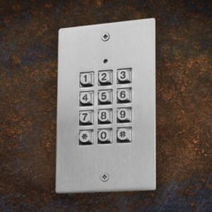 Wired Keypad