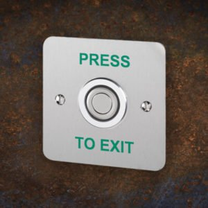 Exit And Push Buttons