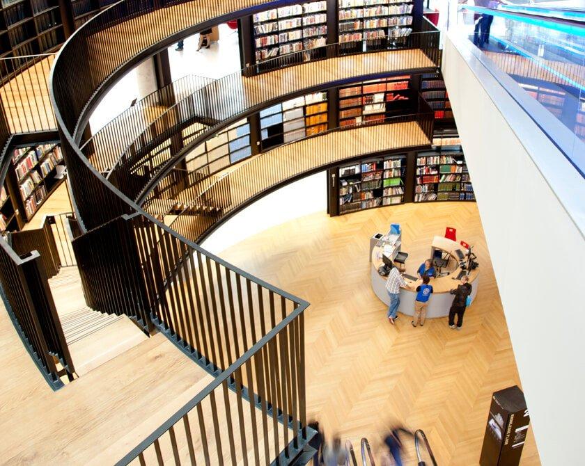 Birmingham Library Case Study