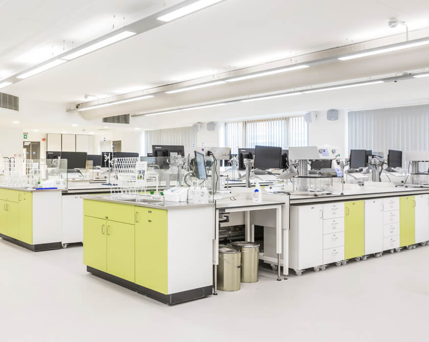 Kingston University, STEM Building Case Study