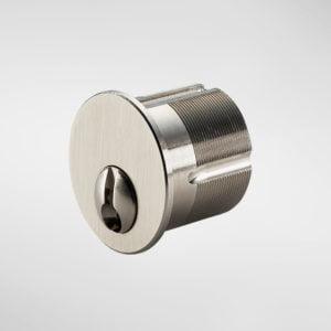 7302A Allgood Hardware Round Threaded Cylinder