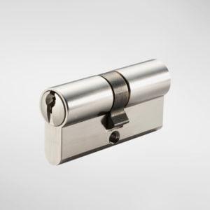 7318 Allgood Hardware Euro Profile Double Cylinder
