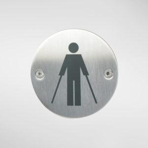 8436 Modric Ambulant Sign