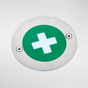 8459 Modric First Aid Sign