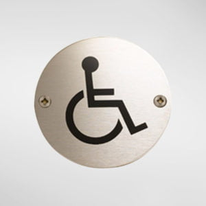 97934 Alite Disabled Sign