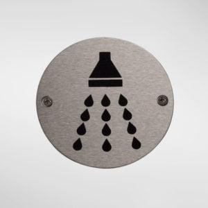 97956 Alite Shower Sign