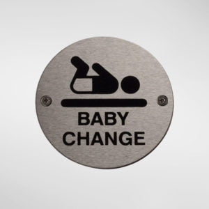 97957 Alite Baby Change Sign