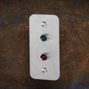 LED Indicator Plates